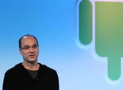 News video: Andy Rubin: What's Next for Him Post-Google?