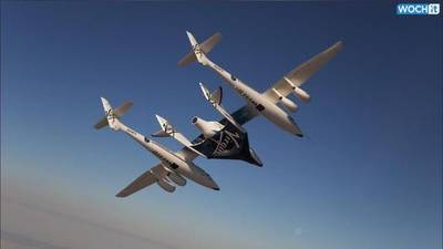 News video: Virgin Galactic Spaceship EXPLODES ... Pilot Dead